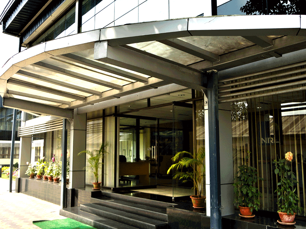 NRL Transitional Office Building